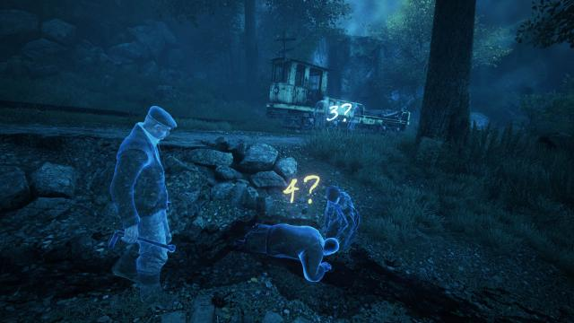 The Vanishing of Ethan Carter crime scene
