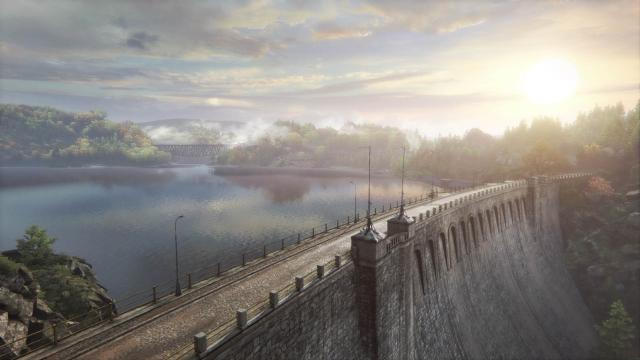 The Vanishing of Ethan Carter dam
