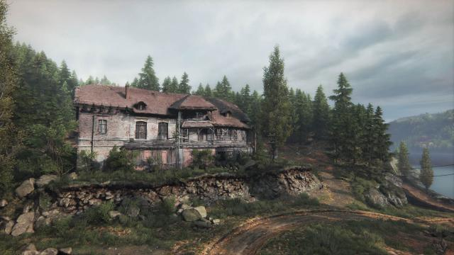 The Vanishing of Ethan Carter home