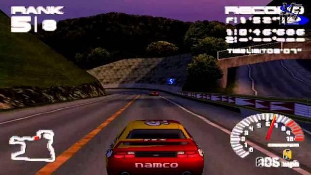 ps1 race games
