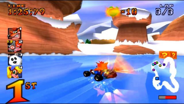 A Look at All of the Racing Games Available on Vita - VGChartz