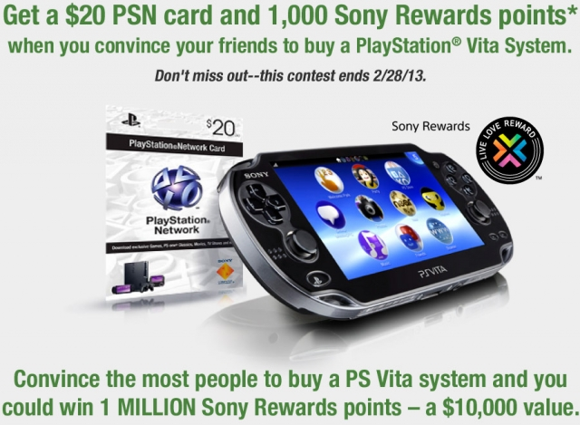 Sony couldn't sell the Vita, but maybe you can!