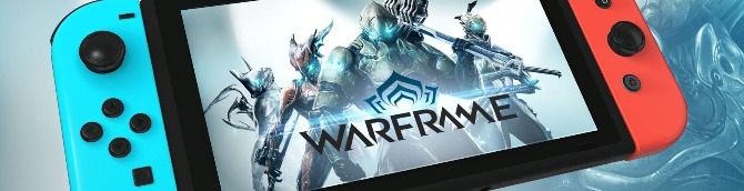 Warframe Launches on Switch on November 20
