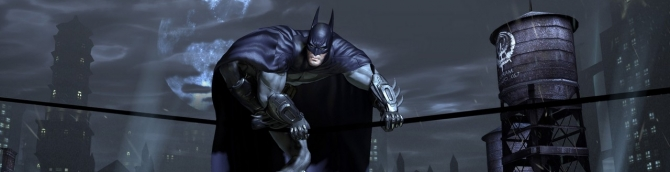 Warner Bros. Registered Domain Names Suggest New Batman Arkham Game