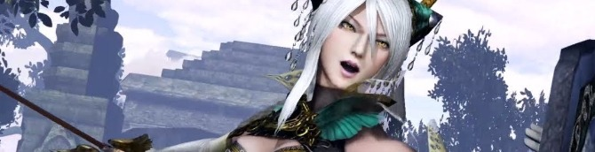 Warriors Orochi 4 Character Trailer Features Nu Wa