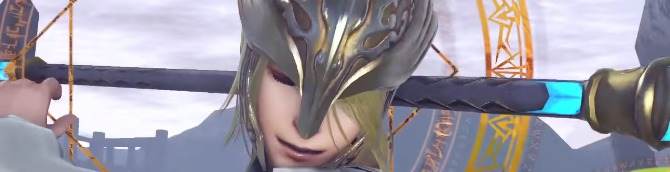 Warriors Orochi 4 Gets Perseus Trailers