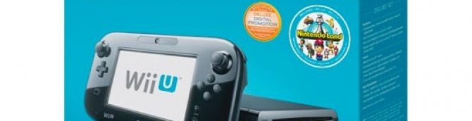 Wii U Digital Deluxe Promotion Explained