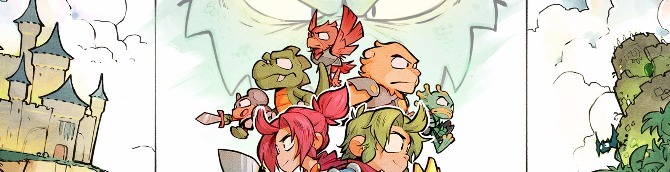 Wonder Boy: The Dragon's Trap (XOne)