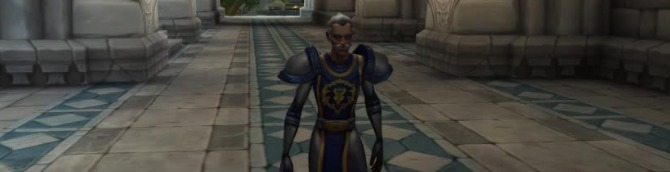 World of Warcraft Gets Stan Lee Tribute Cameo