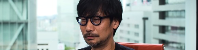 Xbox and Kojima Deal Reportedly Close to Being Signed