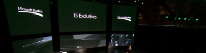 Xbox One to have 15 exclusives from Microsoft Game Studios