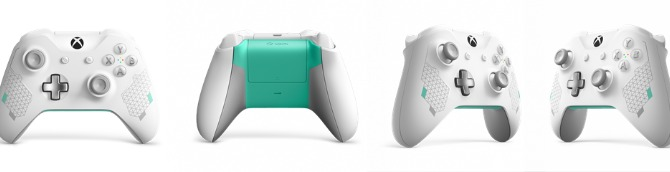 Xbox Sport White Special Edition Controller Announced
