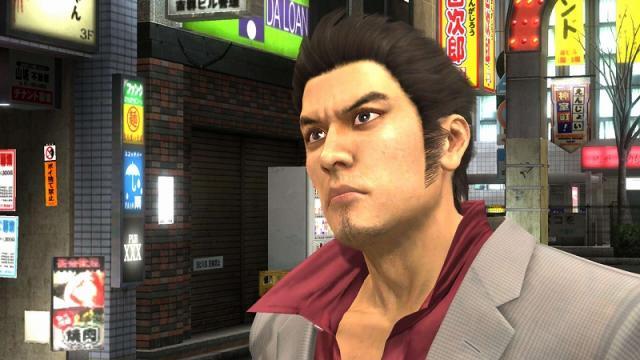 Live-Actiob Yakuza Film développé par Sega