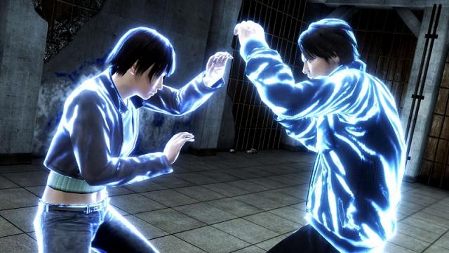 Yakuza 4 Gets PS4 Screenshots - VGChartz