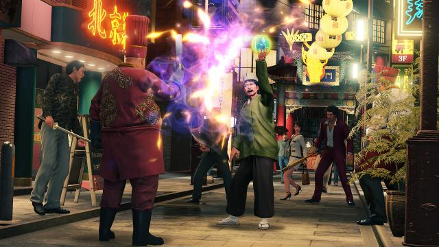 Yakuza: Like a Dragon PC Specs Revealed, Requires Up to 60 GB of Storage