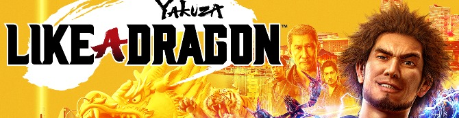 Yakuza Like A Dragon Adds Ps5 Version Ps4 Xbox One And Pc