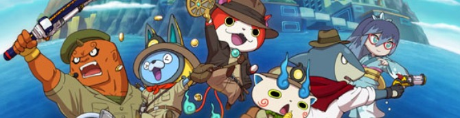 Yo-kai Watch Busters 2 is Coming to 3DS