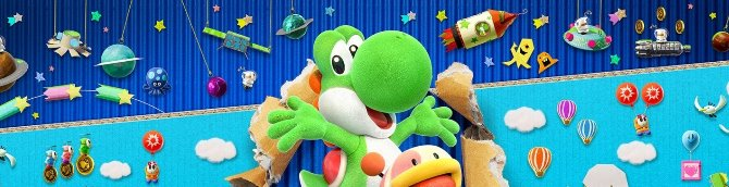 Yoshi's Crafted World Debuts at the Top of the French Charts