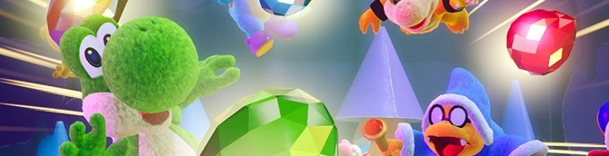 Yoshi's Crafted World Spends First Week Atop the Australian Charts