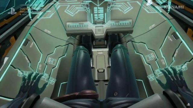 Zone of the Enders: The 2nd Runner - Mars coming to PS4 & PSVR in