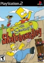 The Simpsons Skateboarding