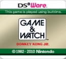 Game & Watch: Donkey Kong Jr.