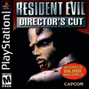 Resident Evil Director's Cut: Dual Shock Edition