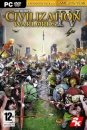 Civilization IV: Warlords boxart