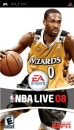 NBA Live 08 on PSP - Gamewise