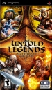 Untold Legends: Brotherhood of the Blade for PSP Walkthrough, FAQs and Guide on Gamewise.co