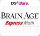 Brain Age Express: Math