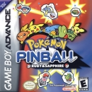 Pokémon Pinball: Ruby & Sapphire (Old all region sales)