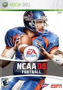 NCAA Football 08 on X360 - Gamewise