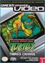 Teenage Mutant Ninja Turtles: Game Boy Advance Video Volume 1