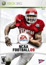 NCAA Football 09 on X360 - Gamewise