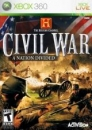 History Channel: Civil War - A Nation Divided on X360 - Gamewise