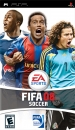 FIFA Soccer 08 on PSP - Gamewise