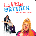Little Britain: The Video Game boxart