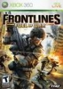 Frontlines: Fuel of War on X360 - Gamewise