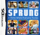 Sprung - A Game Where Everyone Scores on DS - Gamewise
