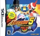 Mega Man Battle Network 5: Double Team DS (US sales)