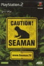 Seaman: Kindan no Pet - Gaze Hakushi no Jikken Shima on PS2 - Gamewise