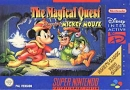 The Magical Quest starring Mickey Mouse (weekly jp sales) [Gamewise]