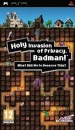 Gamewise Holy Invasion of Privacy, Badman! What Did I Do to Deserve This? Wiki Guide, Walkthrough and Cheats