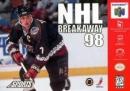 NHL Breakaway 98
