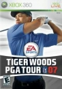 Tiger Woods PGA Tour 07 on X360 - Gamewise