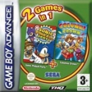 2 Games in 1: Sonic Pinball Party & Columns Crown