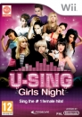 U-Sing: Girls Night [Gamewise]