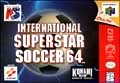 International Superstar Soccer 64 (weekly JP sales)