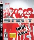 Disney Sing It! High School Musical 3: Senior Year